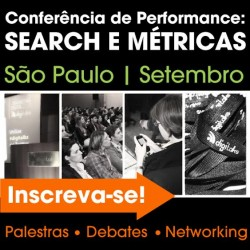 Conferência de Marketing de Performance: Search e Métricas