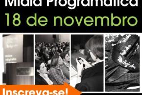 Conferência sobre Mídia Programática acontece em São Paulo