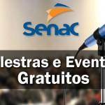 Palestras e Eventos Gratuitos Senac