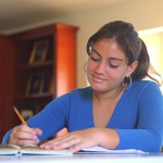 girl-studying-and-writing1