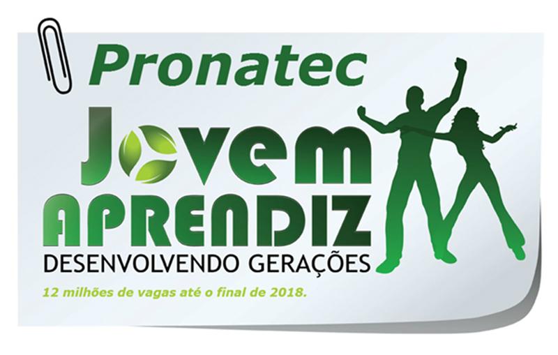 15 mil vagas em cursos técnicos através do Pronatec Aprendiz