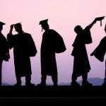 Quais são os cinco tipos de graduação?